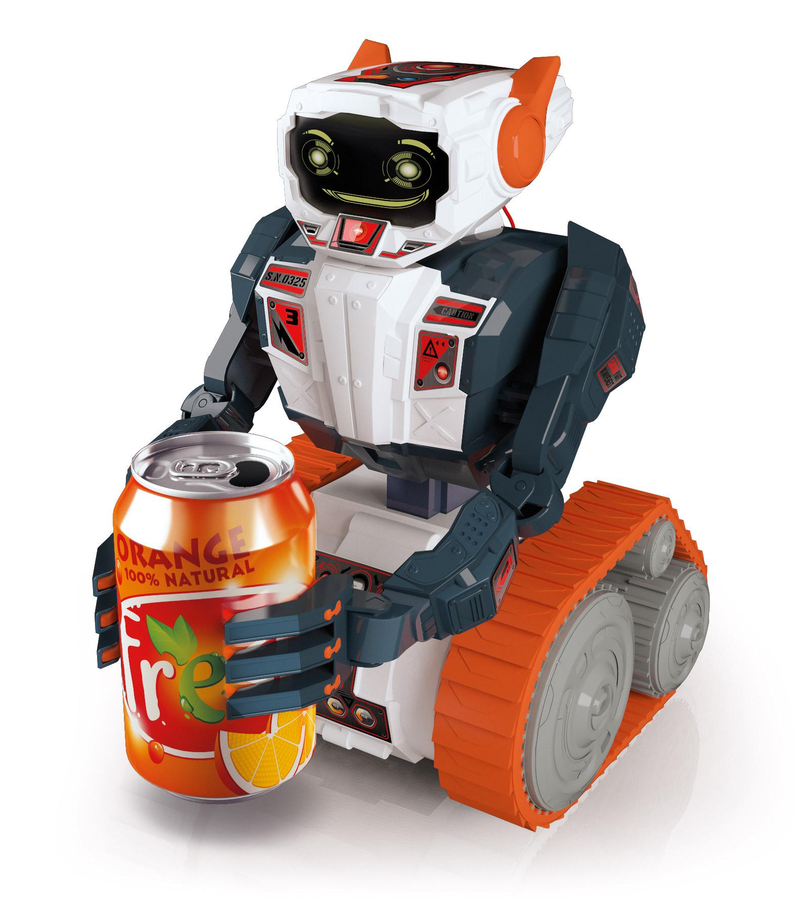 Clementoni coding e robotica educativa sensi del viaggio - Robot per cucinare e cuocere ...