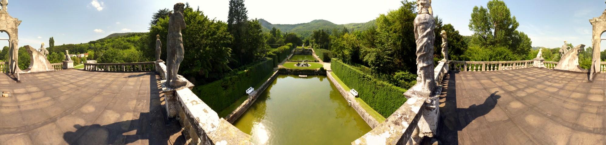 Villa Barbarigo La Piccola Versailles Dei Colli Euganei