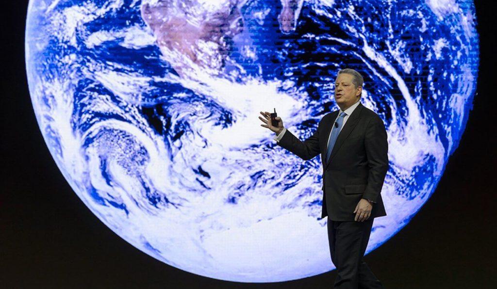 AL Gore - Pollution- Free