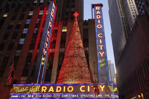 Radio City Hll- New York City