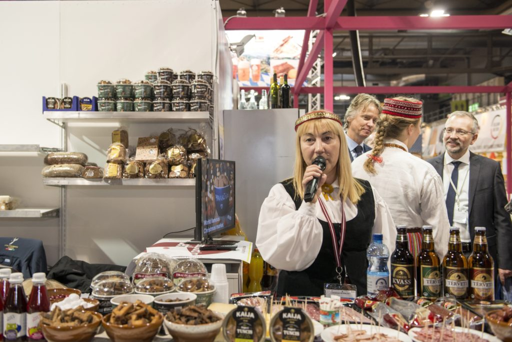 lettonia- gastronomia
