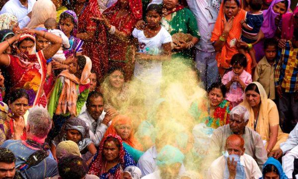 Rajasthan-Holi Festival