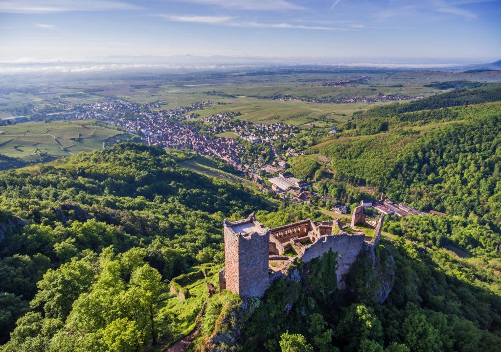 Alsazia - Ribeauvillé