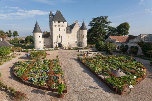 Valle della Loira -Chateau du RIvau
