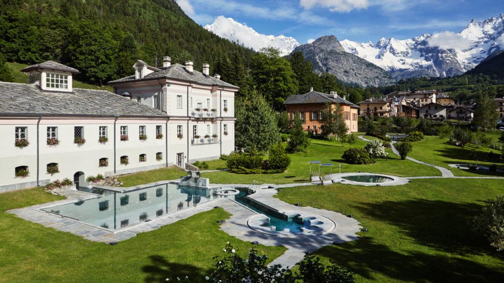 Architetture- alpine- QC Terme Pré Saint Didier, Courmayeur