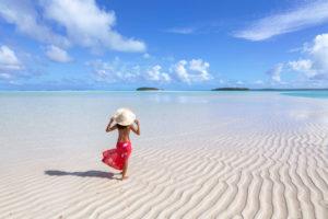 Isole Cook- Aitutaki