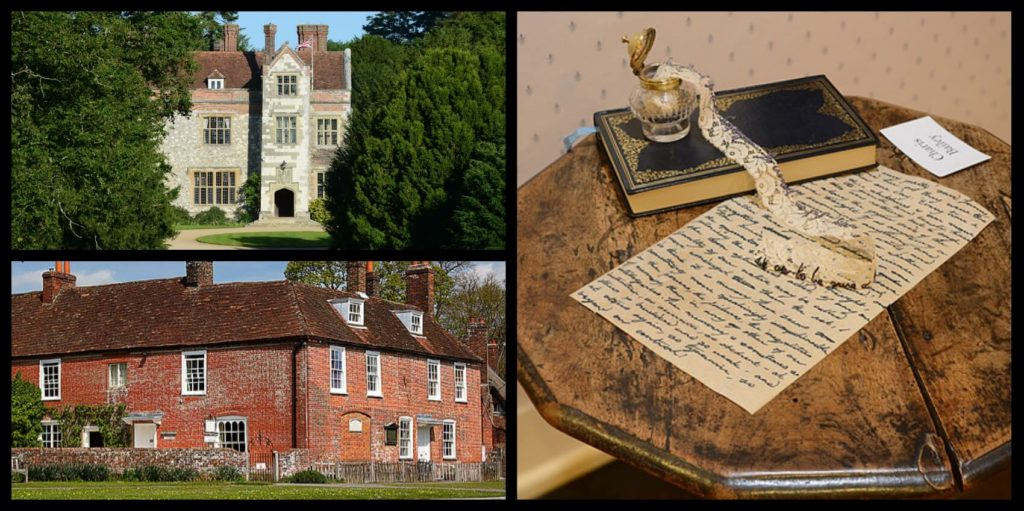 Itinerario- Inghilterra- Jean Austin House