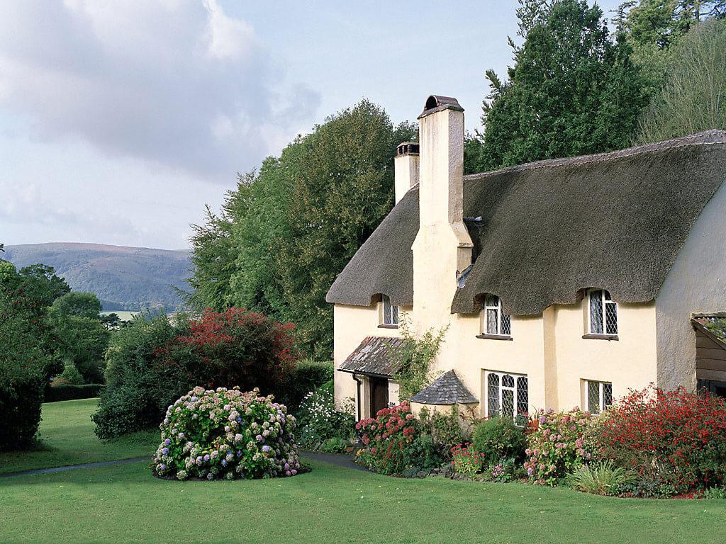 Itinerario- Inghilterra- Cottage