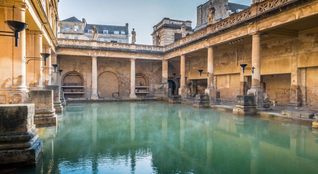 Itinerario- Inghilterra- Bath