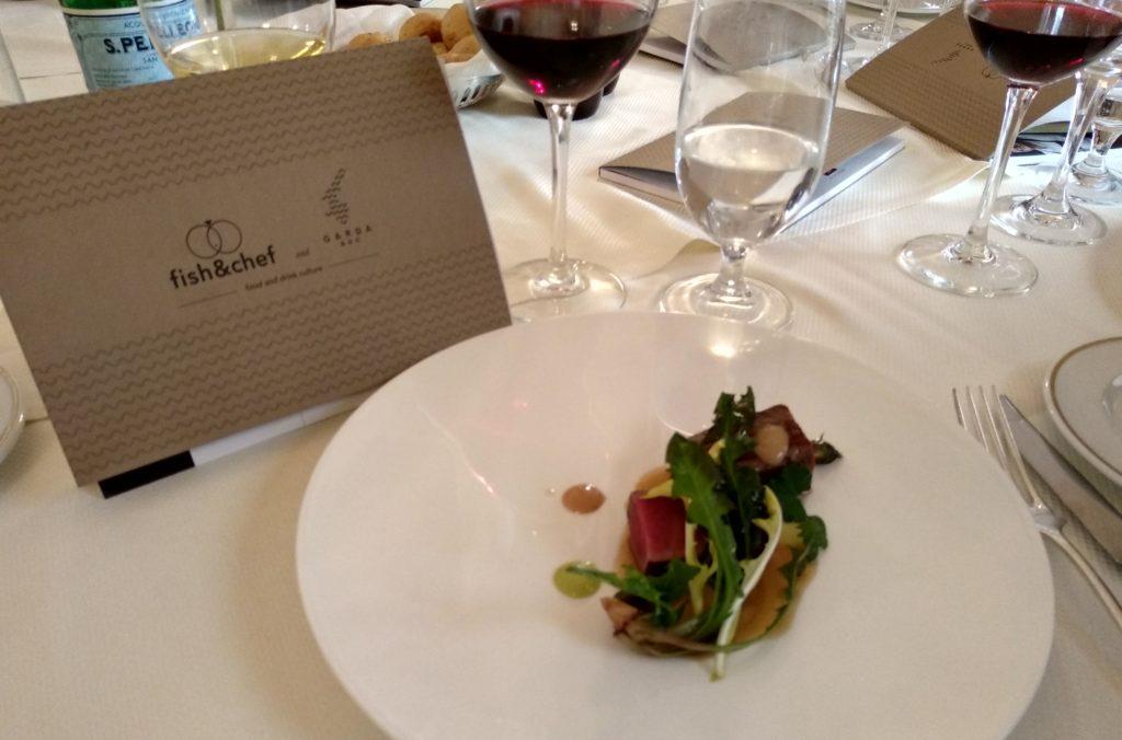 Alessandro Gilmozzi-Fish & Chef - Palazzo Arzaga