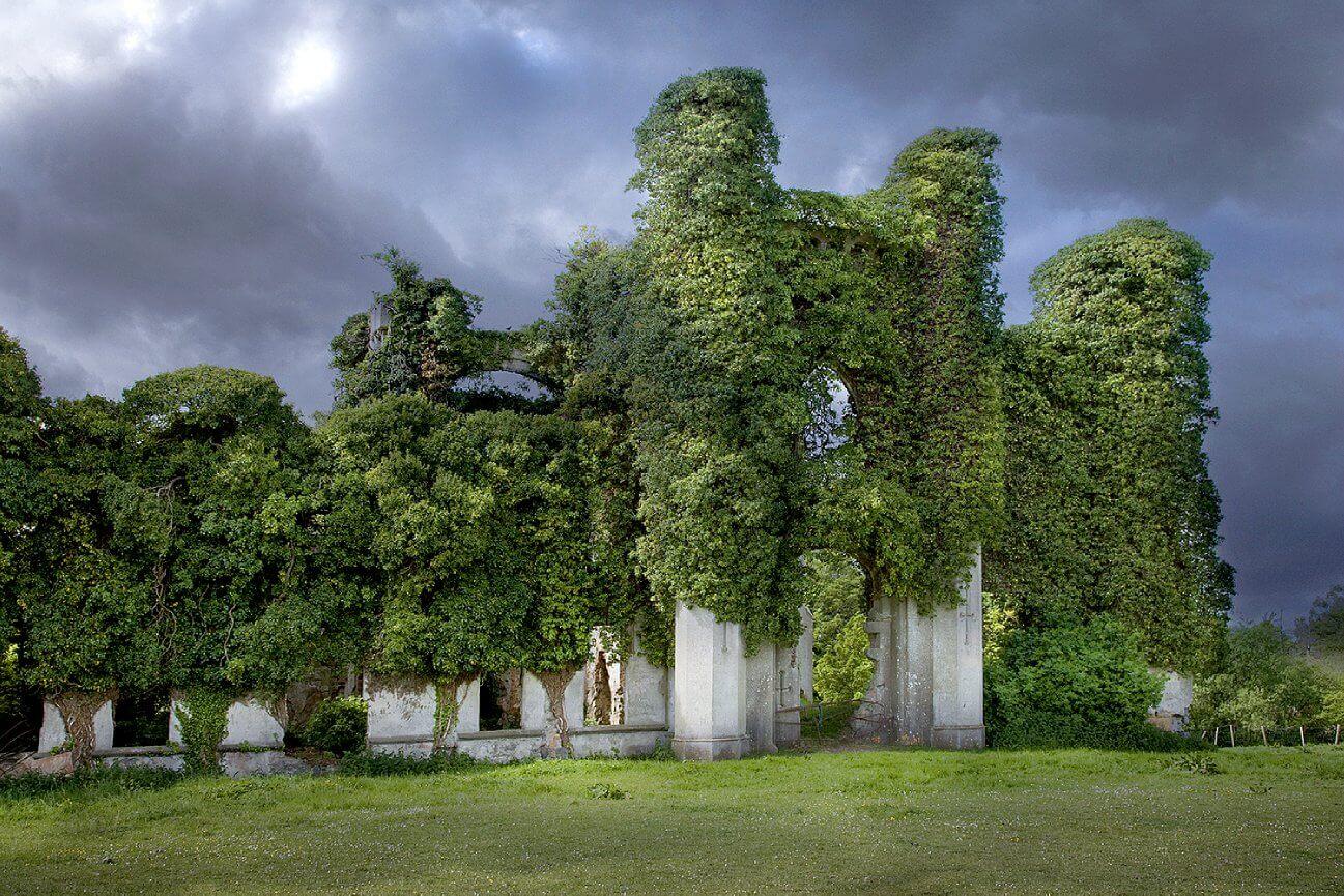 The Unforgettable Fire- Moydrum Castle