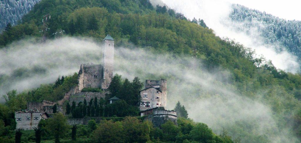 Borgo-Valsugana - castello
