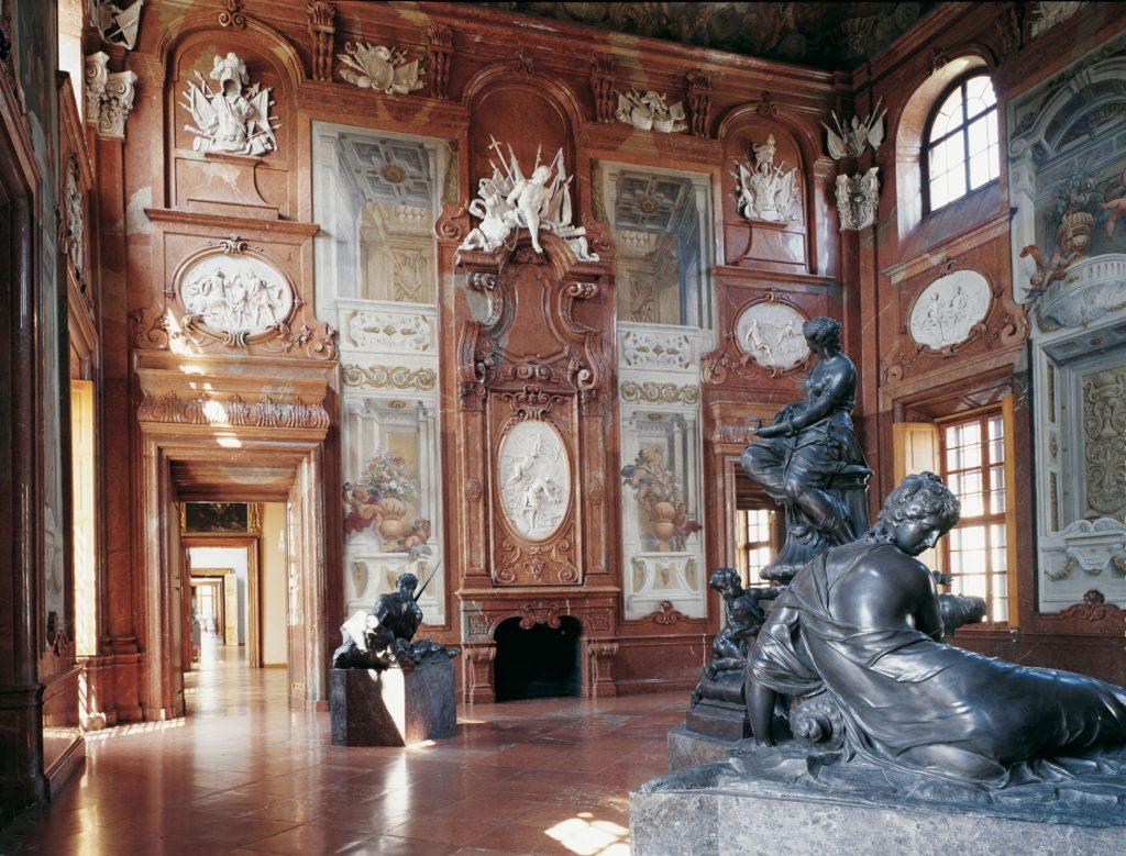 Unteres Belvedere- Vienna