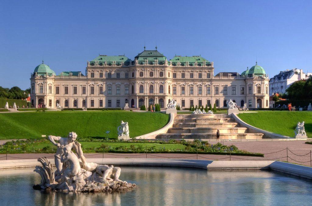 Vienna -modernismo-klimt
