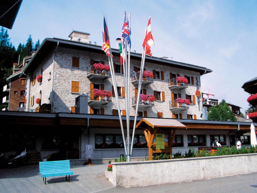 Hotel Sport-Santa Caterina Valfurva