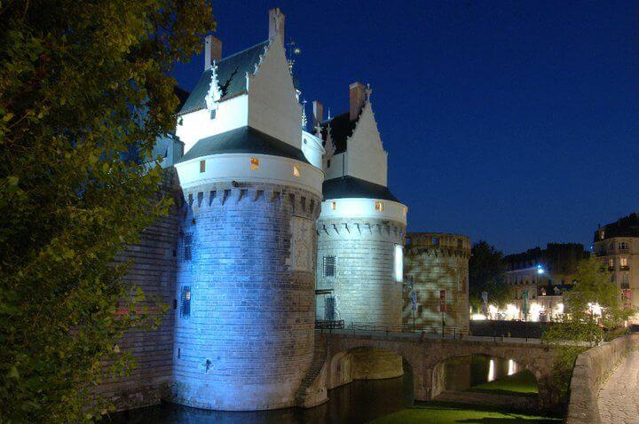 Nantes-castello