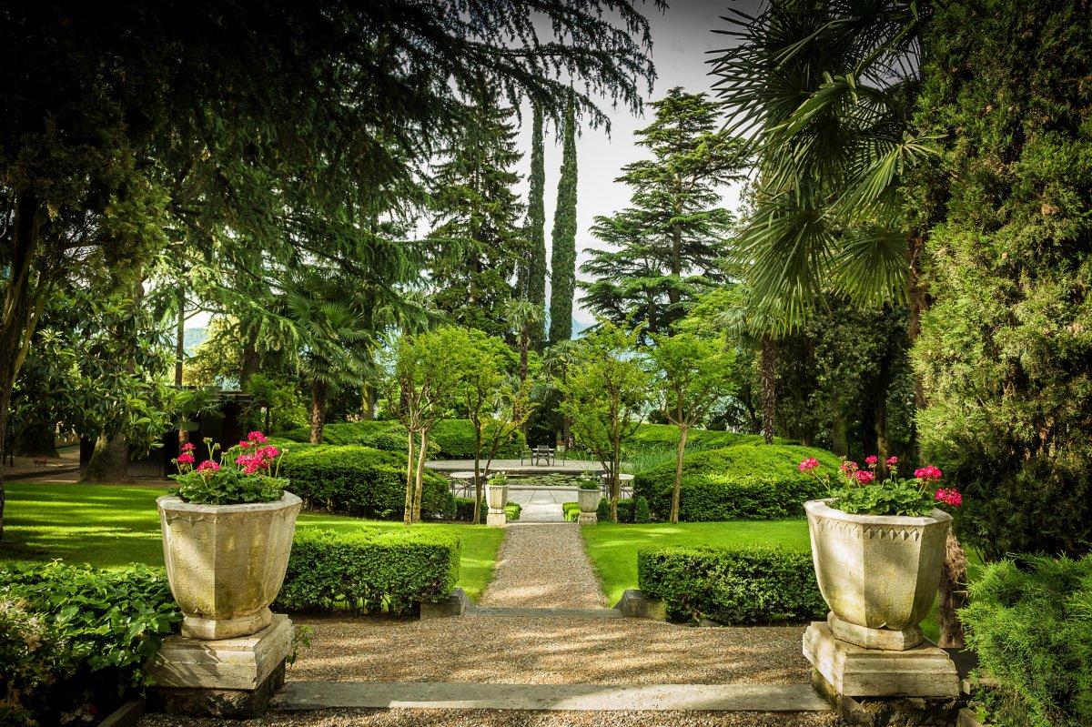 Villa Eden -Merano-Parco