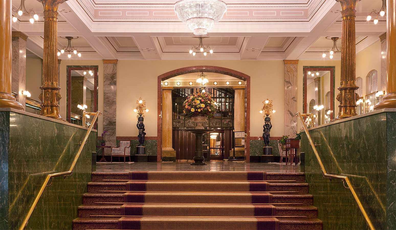 Metropol Hotel-Mosca