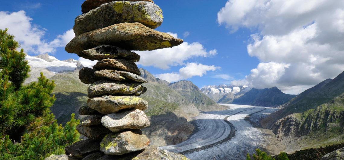 ghiacciaio- Aletsch- Arena