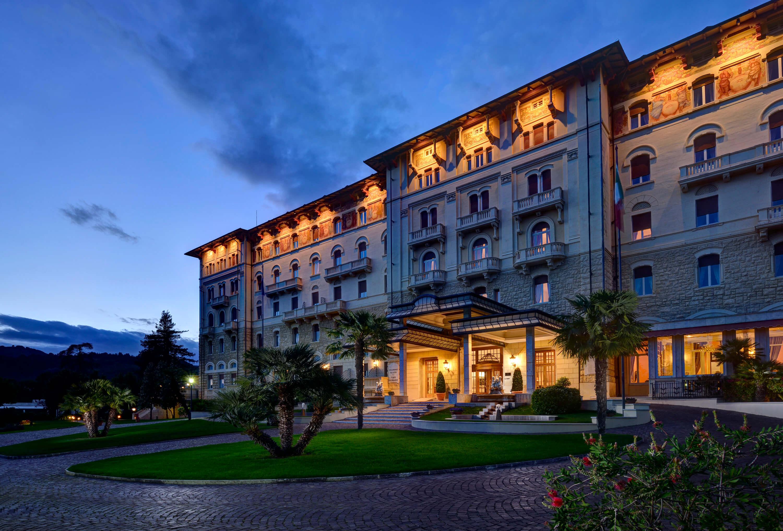 Fiuggi-Grand Hotel Palazzo della Fonte